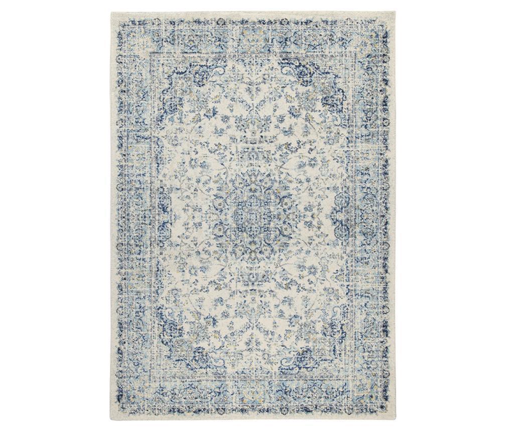 Eileen Nain White Blue Szőnyeg 133x190 cm