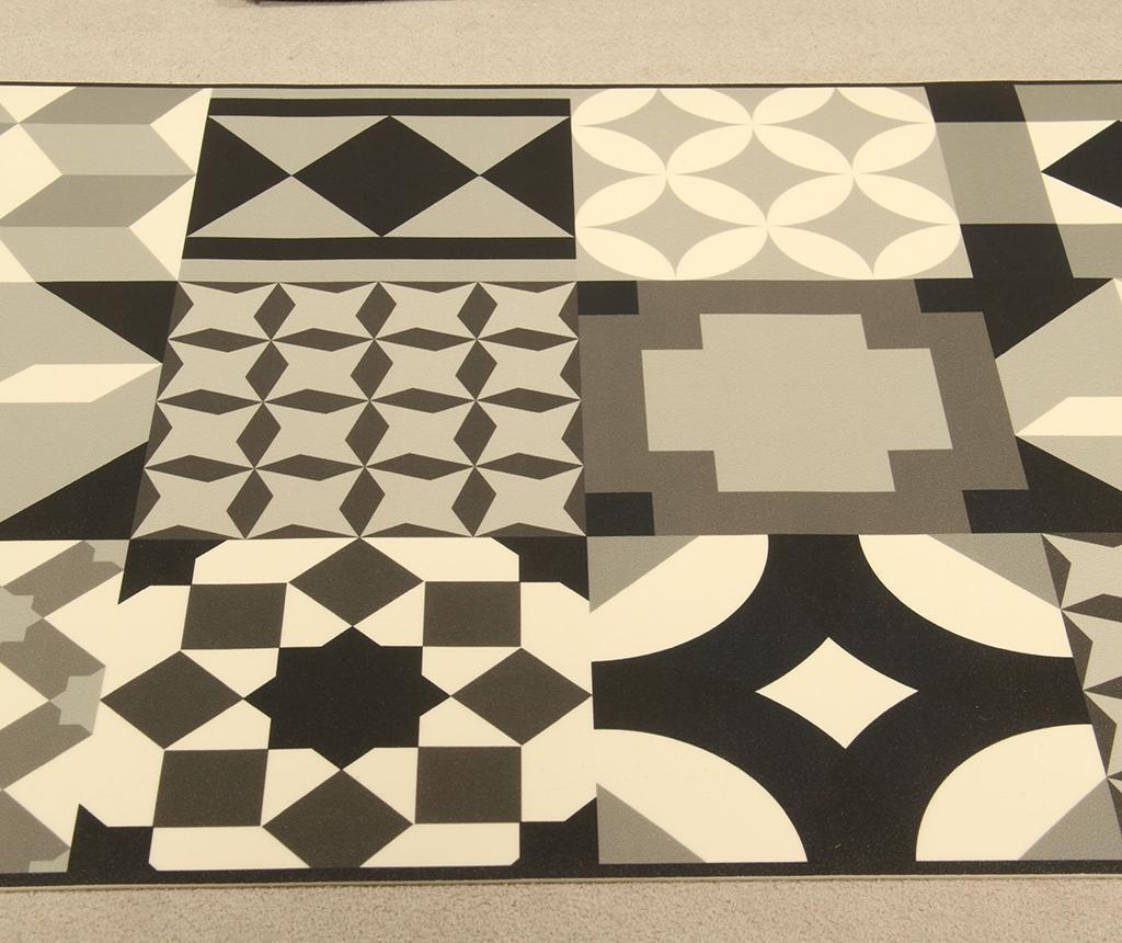 Linolej Vista Geometric 50x180 cm