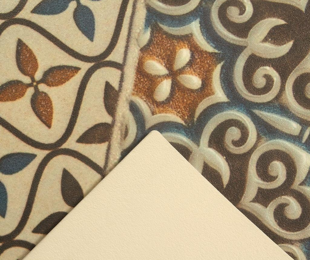 Linoleum Vista Tiles 50x180 cm