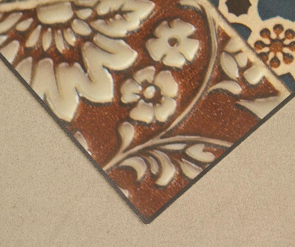 Vista Tiles Linóleum 50x180 cm