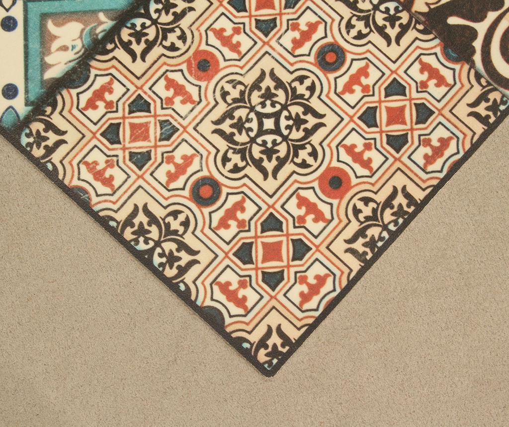 Vista Eclectic Tiles Linóleum 50x120 cm