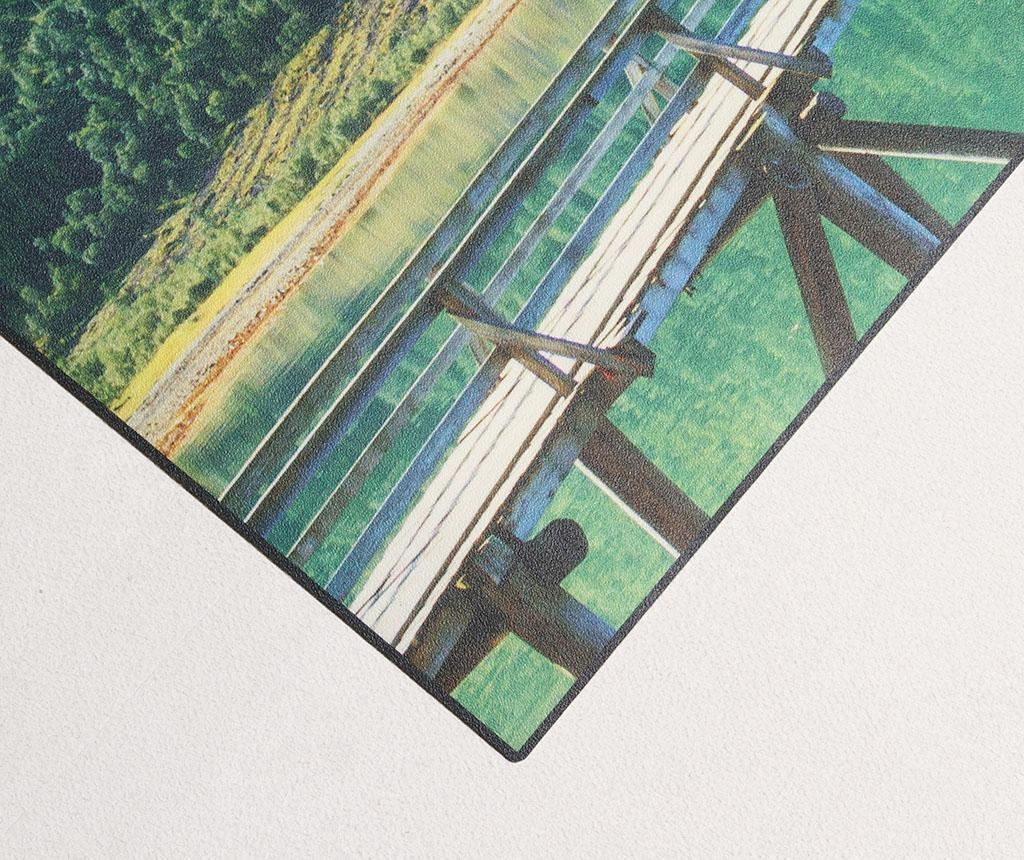Vinyl Quiet Linóleum 50x180 cm
