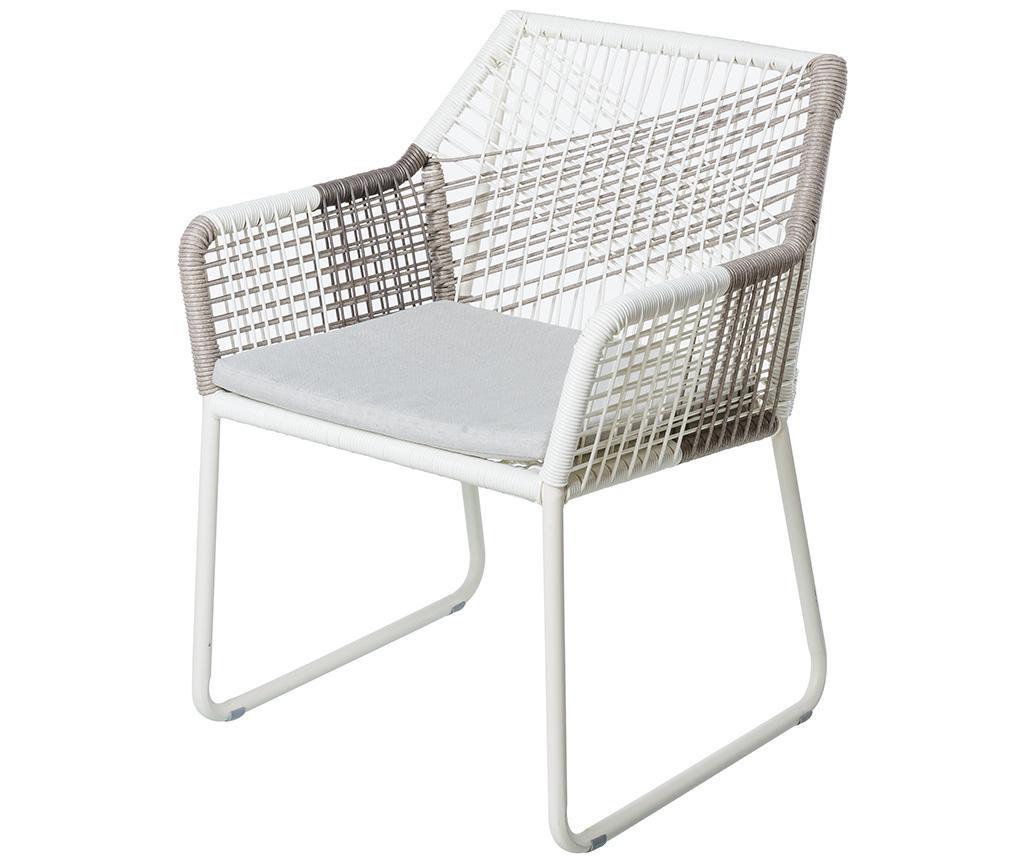 Krzesło ogrodowe Vivienne Grey