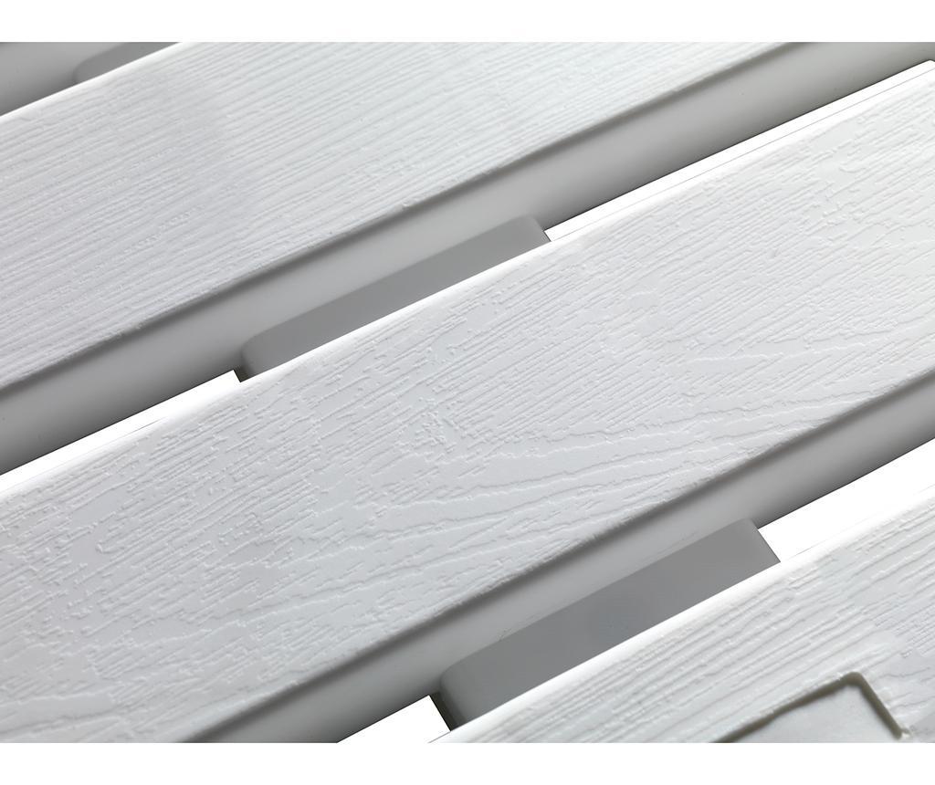 Duck White Zuhanyzó farács 55x55 cm