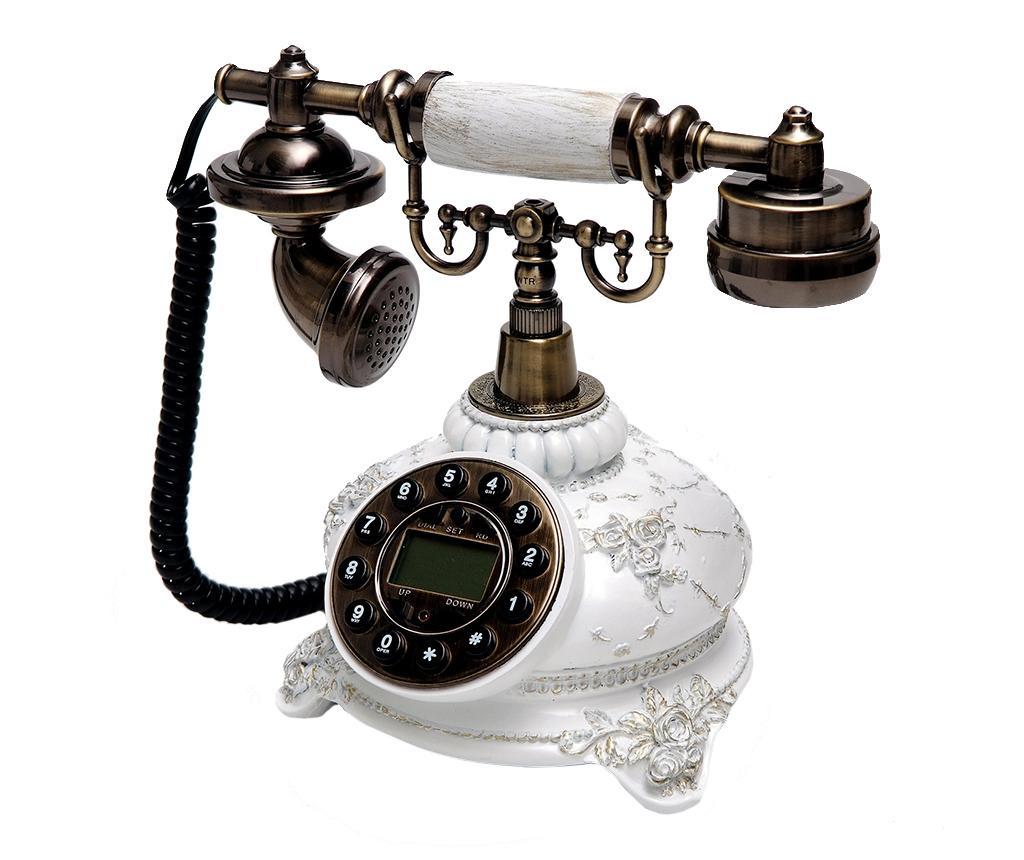 Telefon fix Flora White