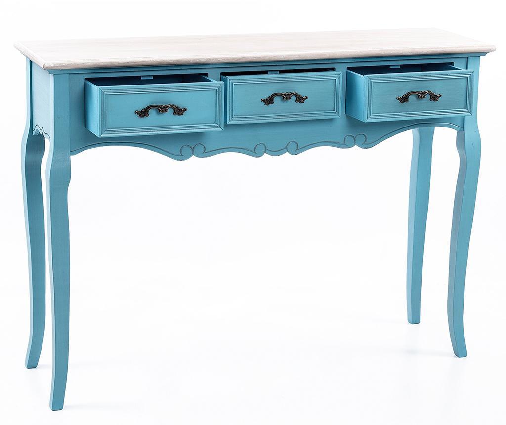 Konzolna miza Nimola Three Blue