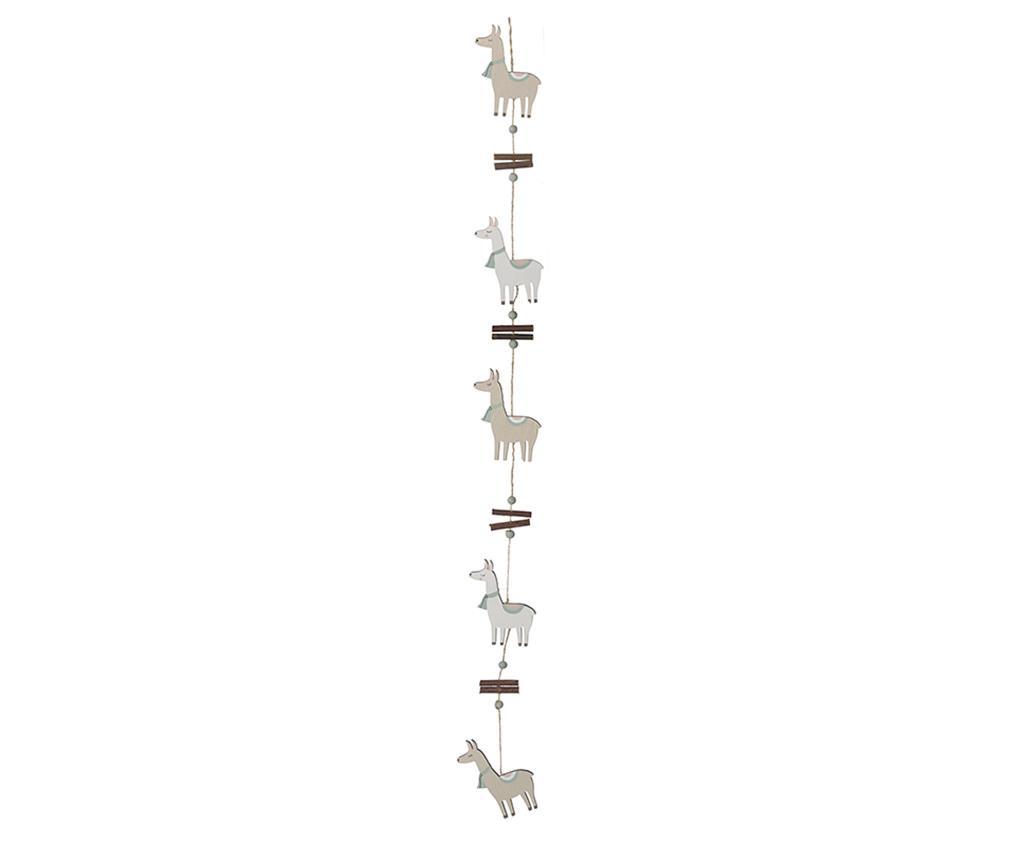 Ghirlanda decorativa Llama