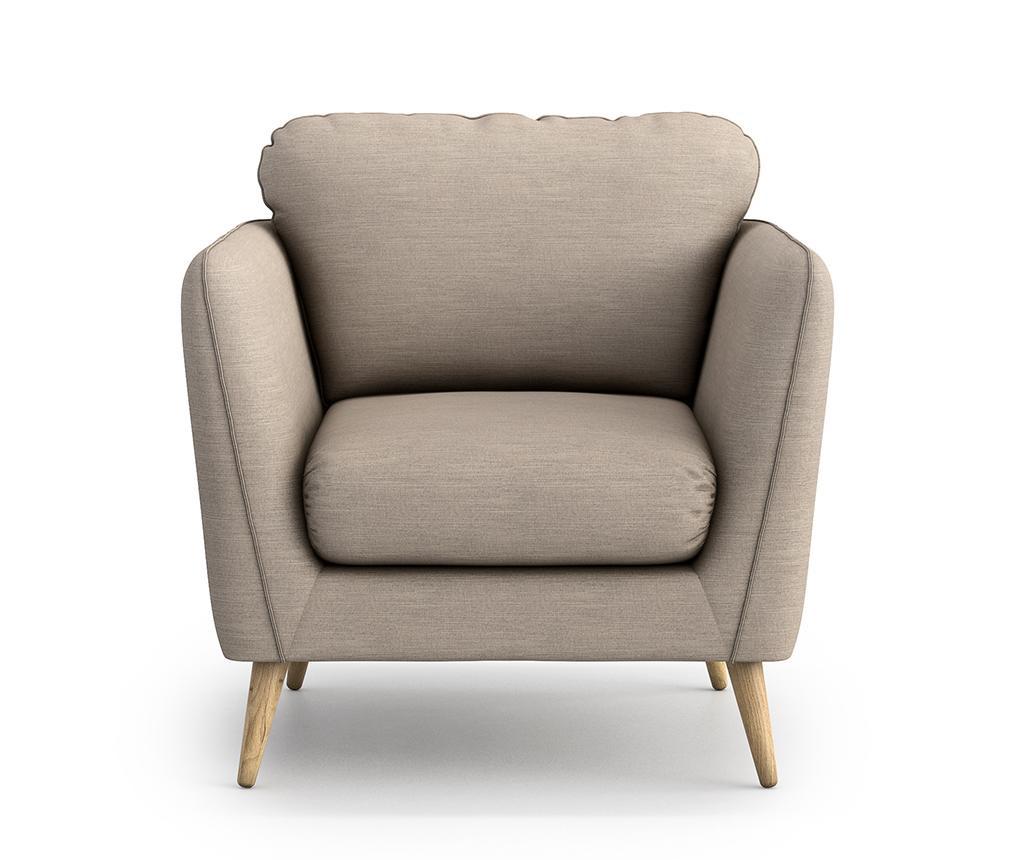 Clara Melva Cream Fotel