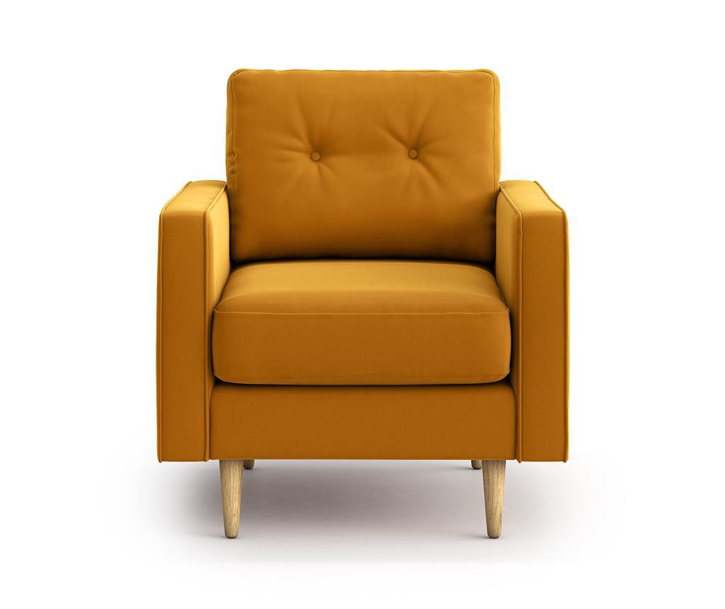 Fotoliu Esme Riviera Yellow