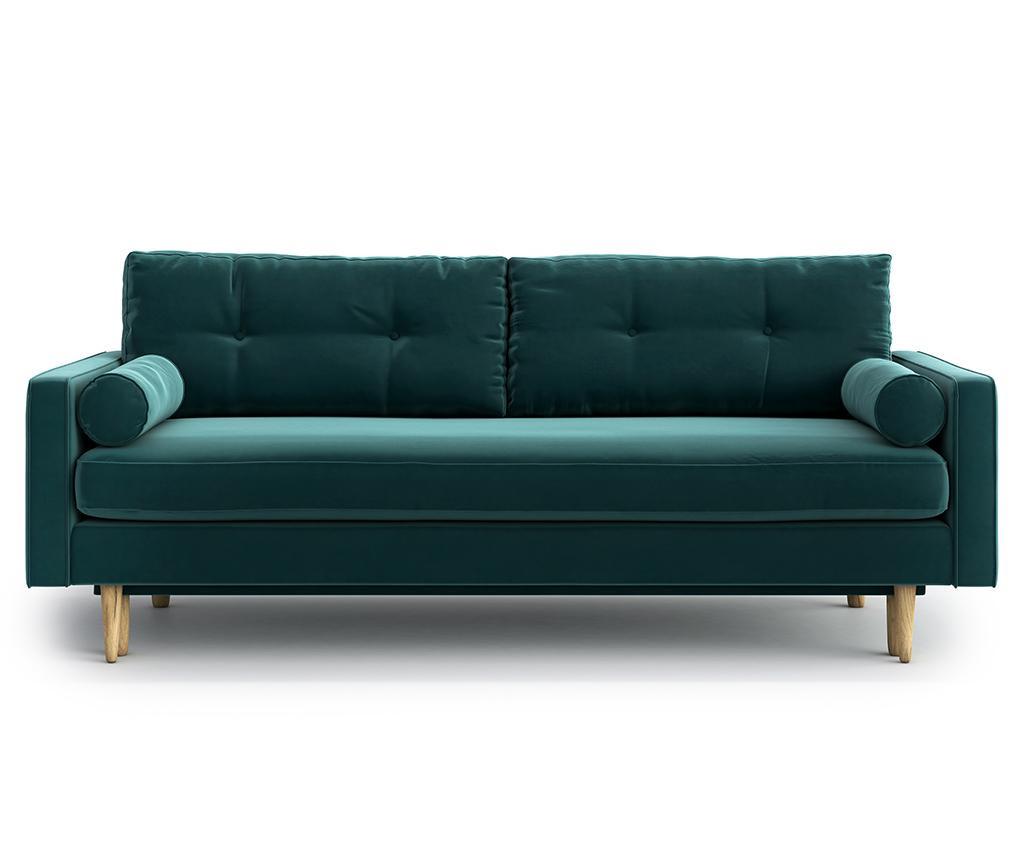 Raztegljiv trosed Esme Riviera Turquoise