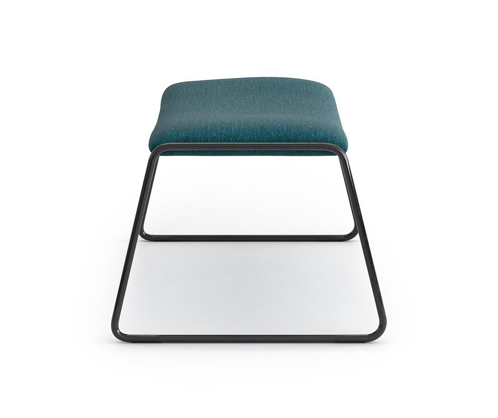 Vilma Tesla Turquoise Pad