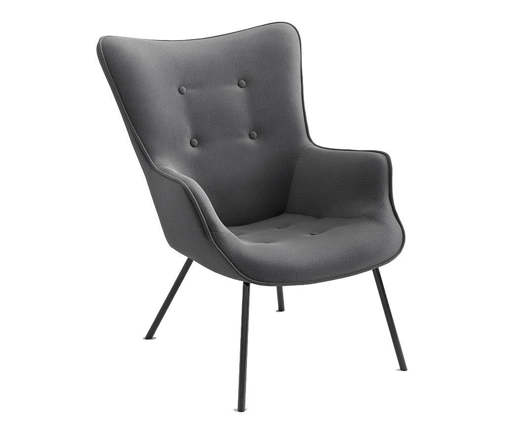 Tilda Monolith Metal Grey Fotel