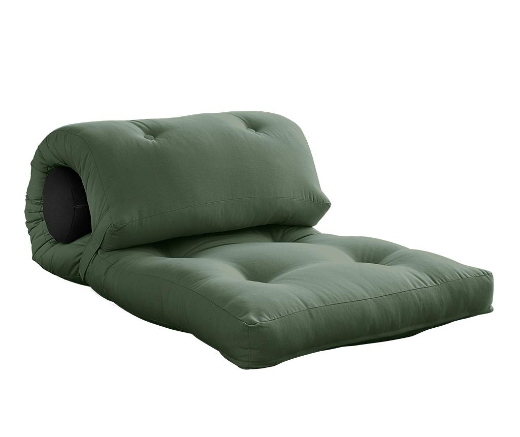 Puf Wrap Olive Green 70x200 cm