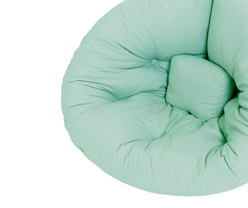 Otroško gnezdo Mini Nido Peppermint 75x150 cm