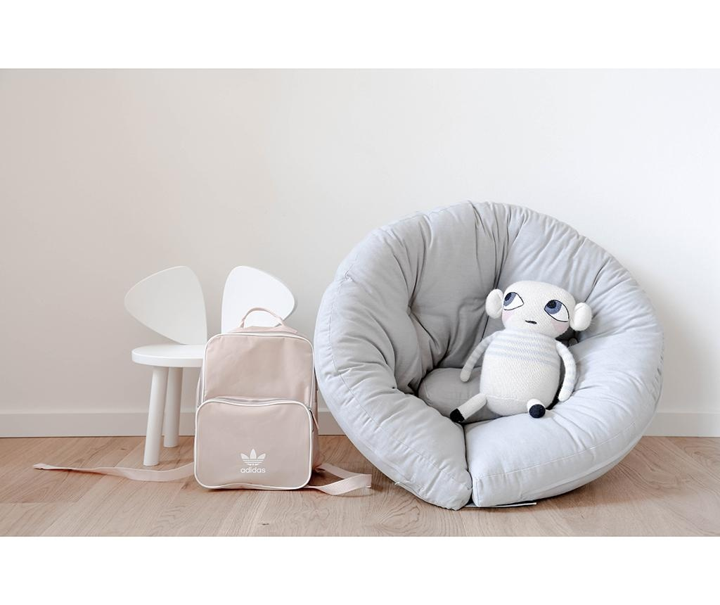 Mini Nido Light Grey Fészek gyerekeknek 75x150 cm