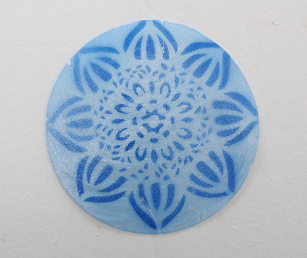 Decoratiune suspendabila Ophelia Light Blue