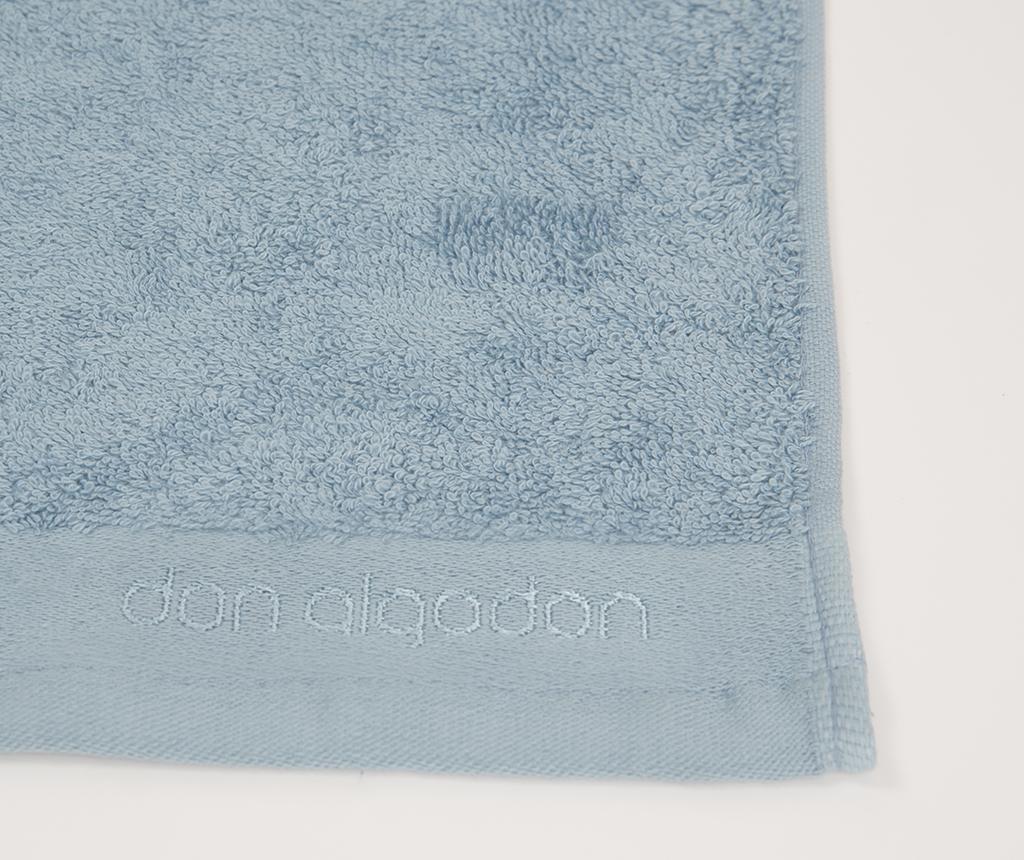 Set 2 prosoape de baie Tocador Blue 30x50 cm