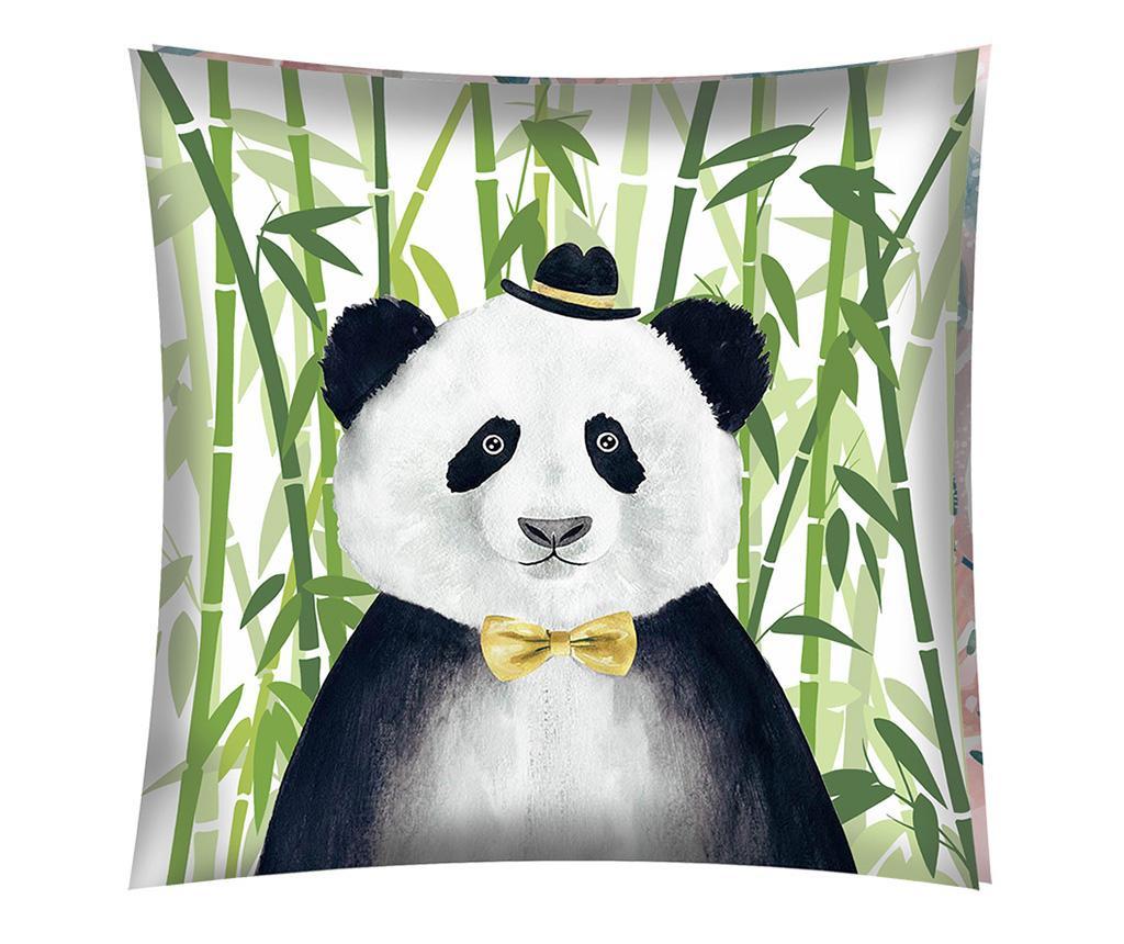 Okrasna blazina Oso Panda 45x45 cm