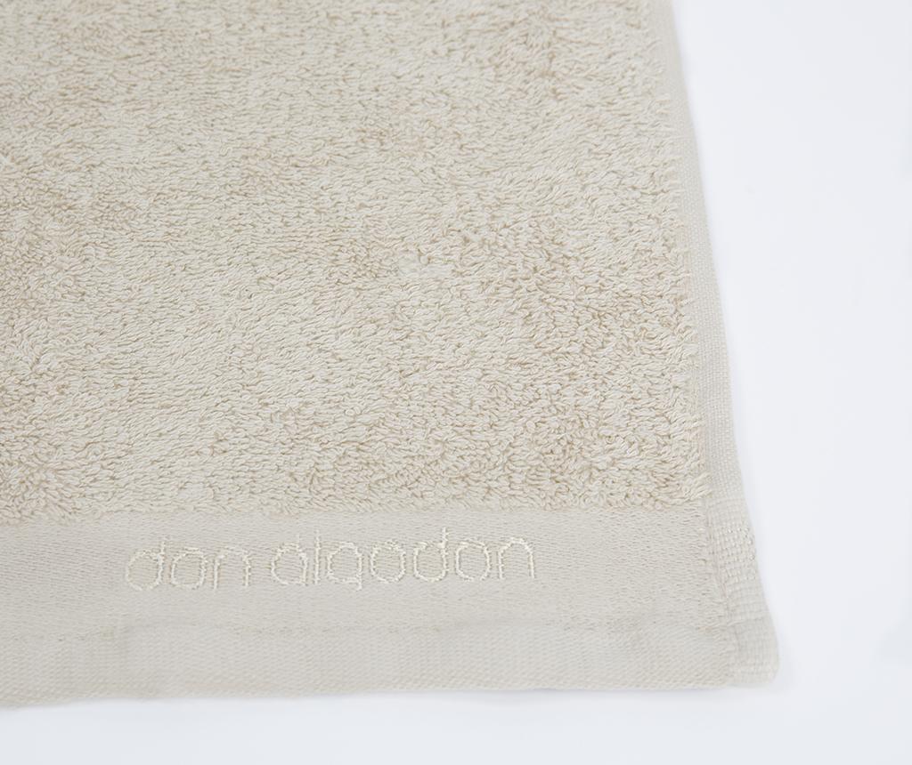 Set 2 prosoape de baie Tocador Beige 30x50 cm