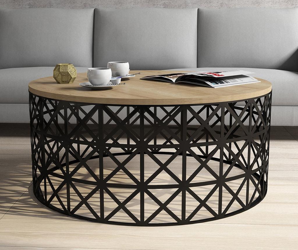 Modernist Dohányzóasztal