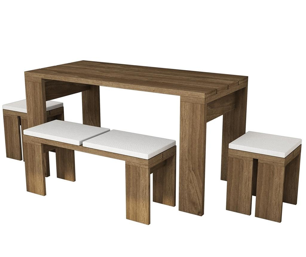 Set mobilier 4 piese Dinner