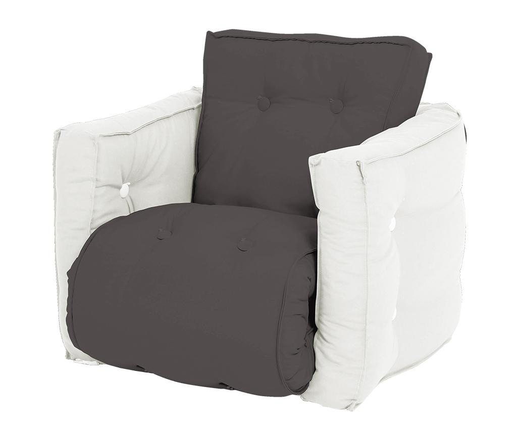 Mini Dice Nature Feel Kihúzható gyerek fotel 40x140 cm
