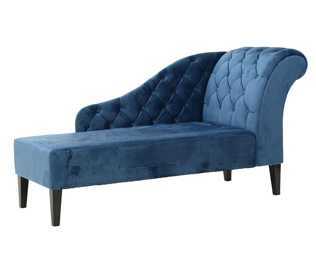 Velvet Blue Baloldali nappali heverő