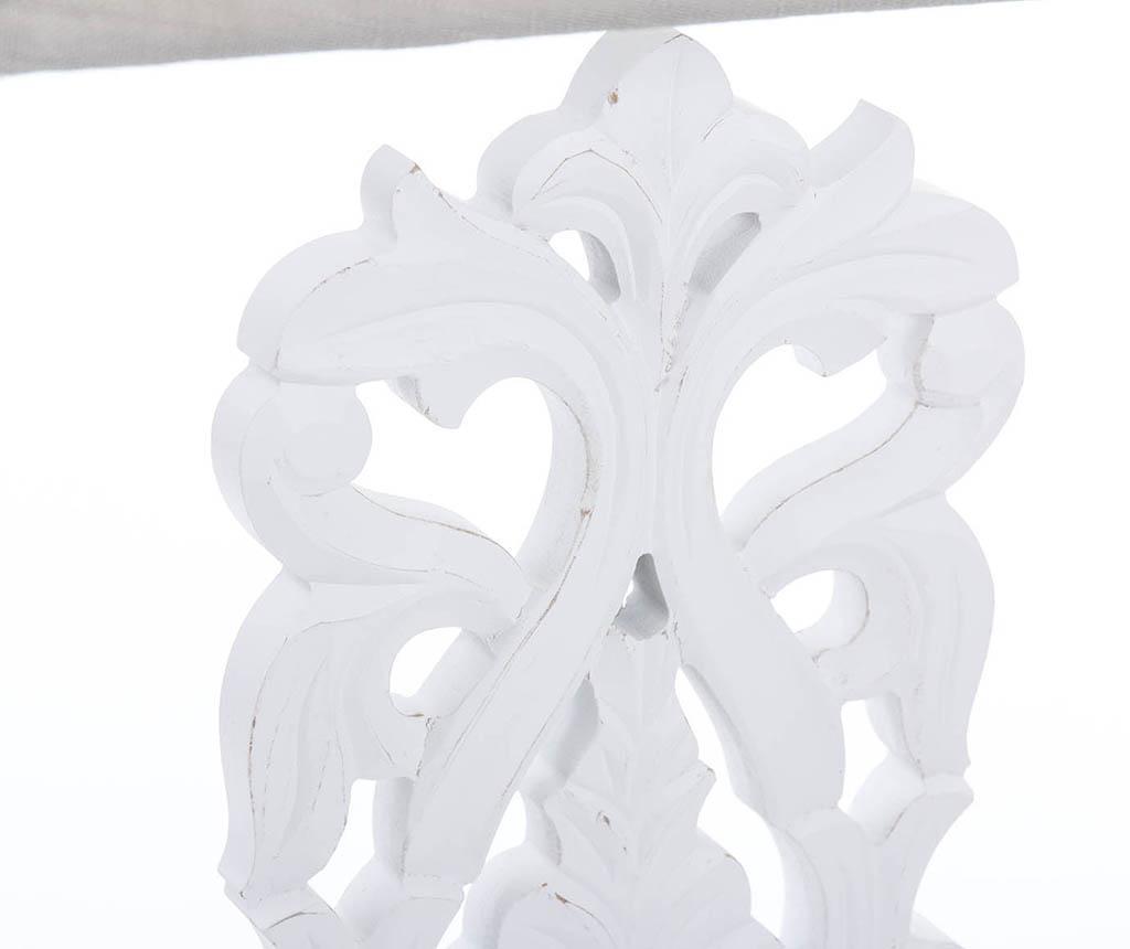 Sharp Flower White Lámpa