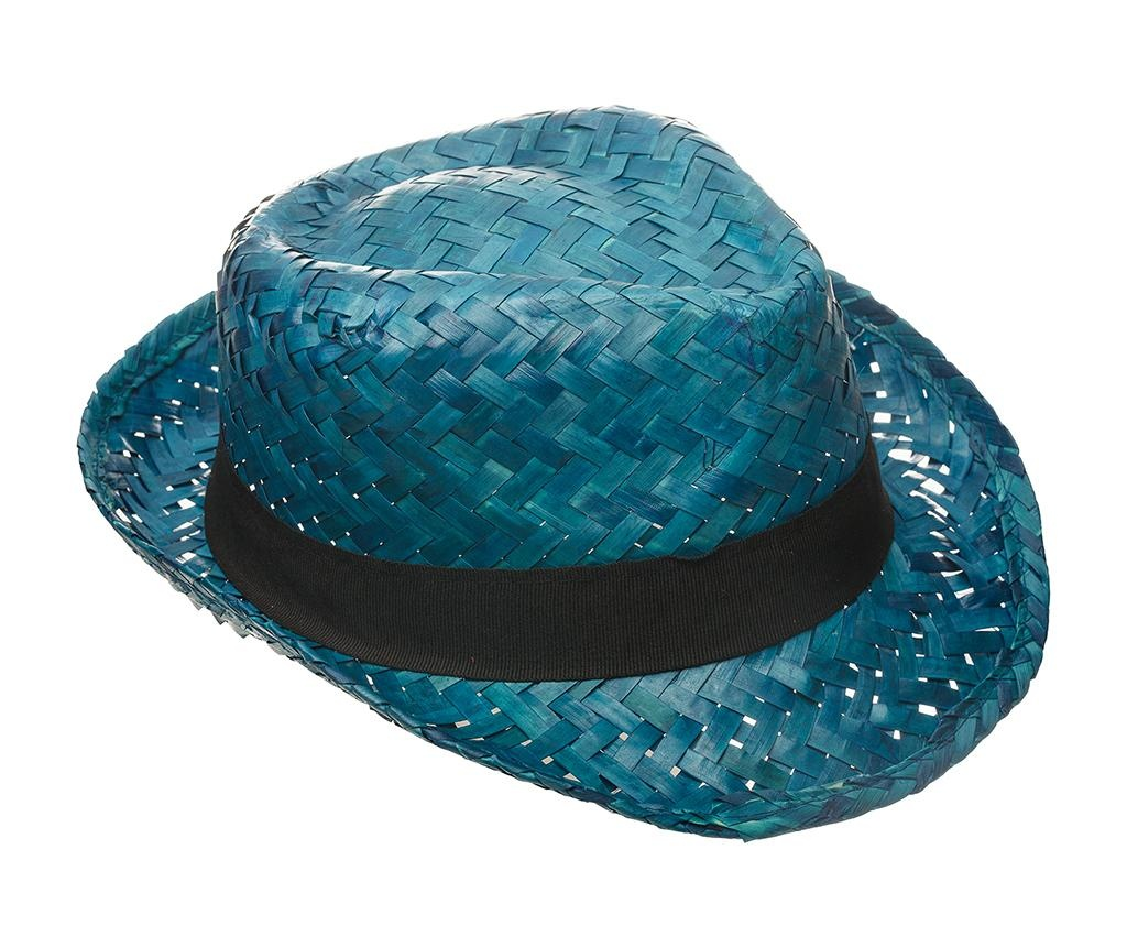 Klobuk Pewter Blue