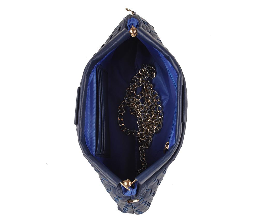 Geanta plic Beth Dark Blue