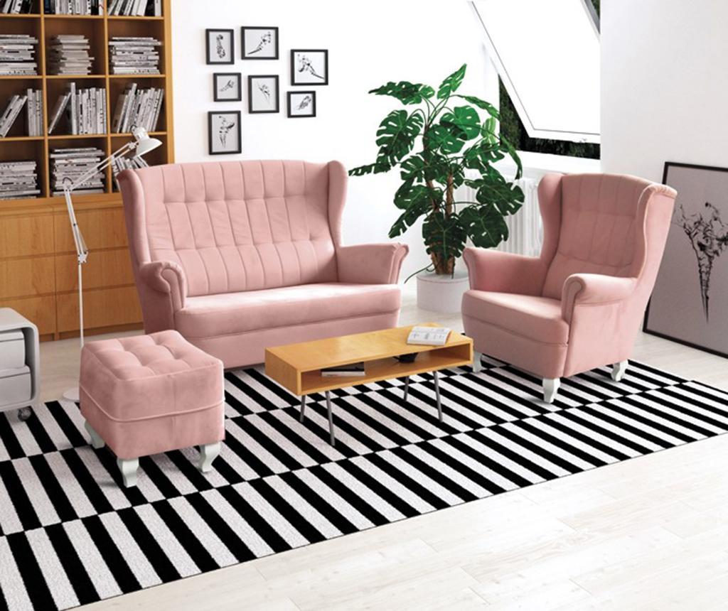 Tabure Windsor Pink