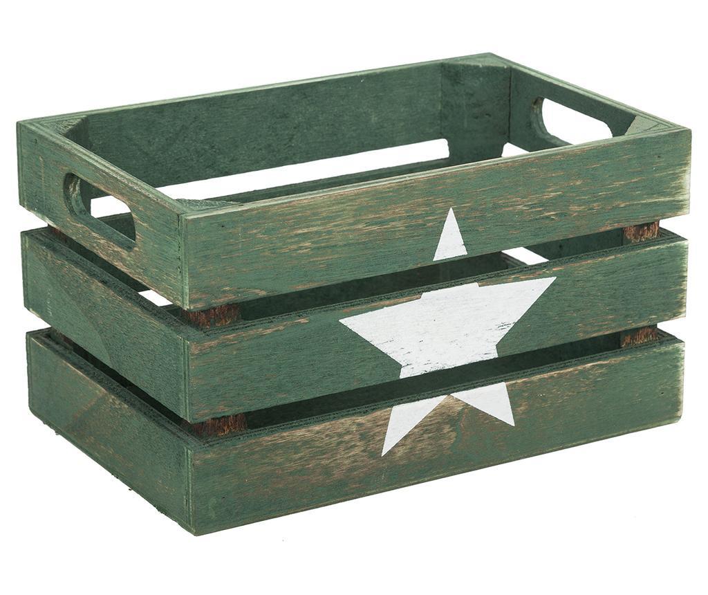 Sanduk za spremanje Star White Green