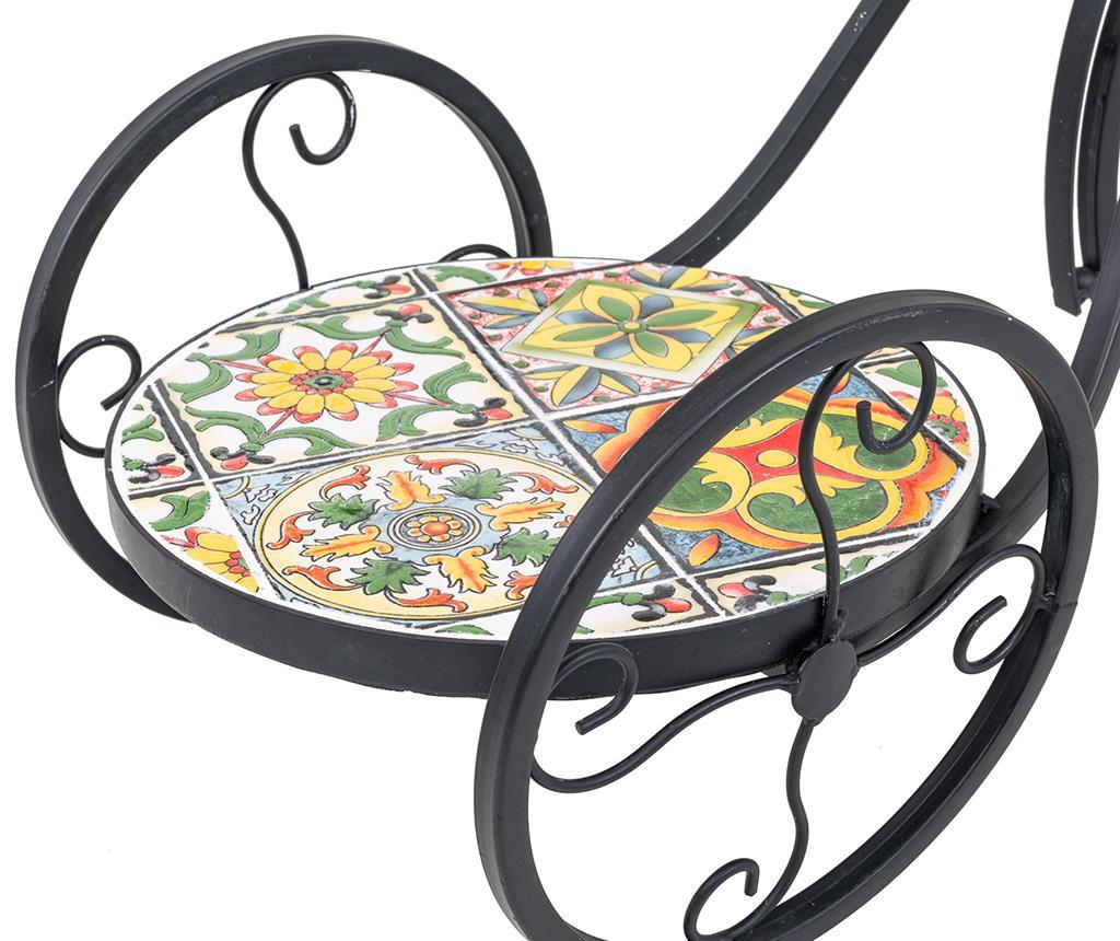 Suport pentru ghivece Mosaic Tiles Multi