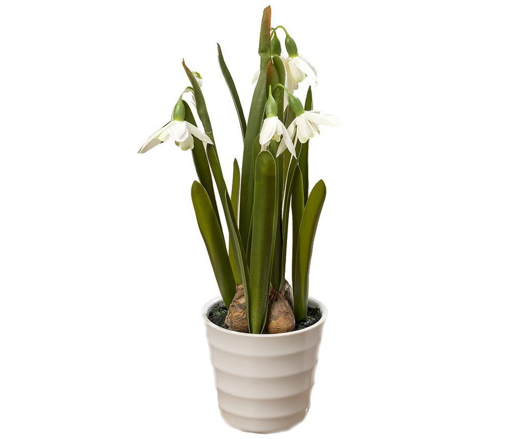 Floare artificiala in ghiveci Reston