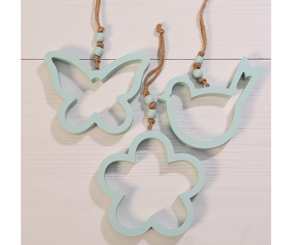 Decoratiune suspendabila Spring Butterfly