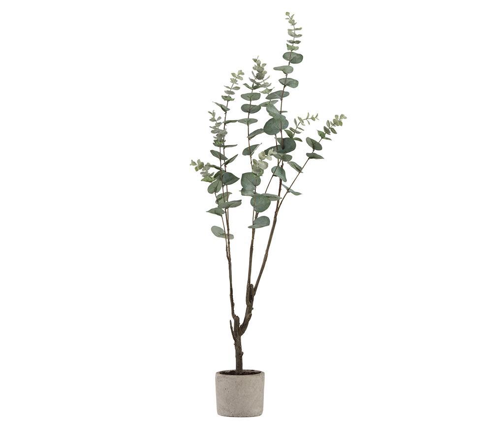 Planta artificiala in ghiveci Eucalyptus Tall