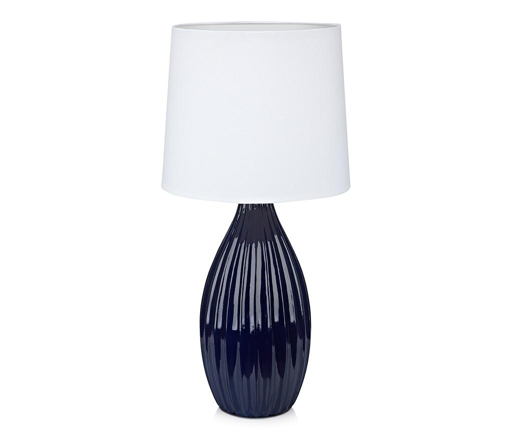 Lampa Stephani Blue White