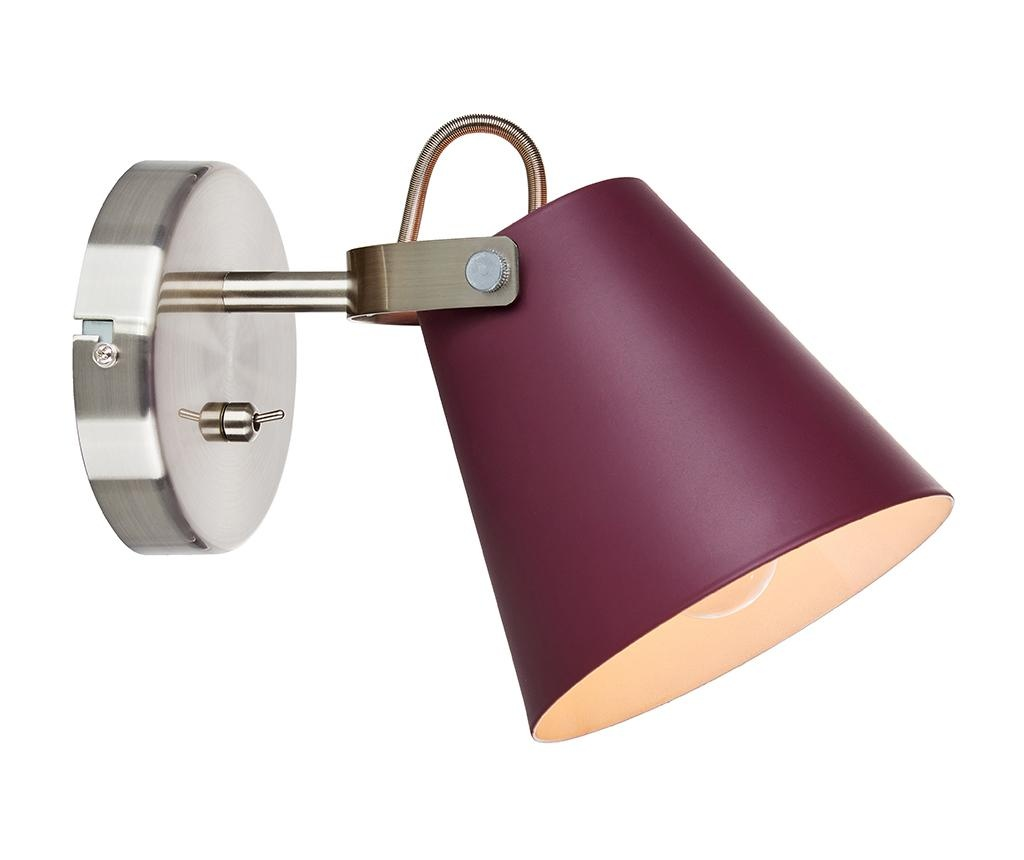 Tribe Burgundy Fali lámpa