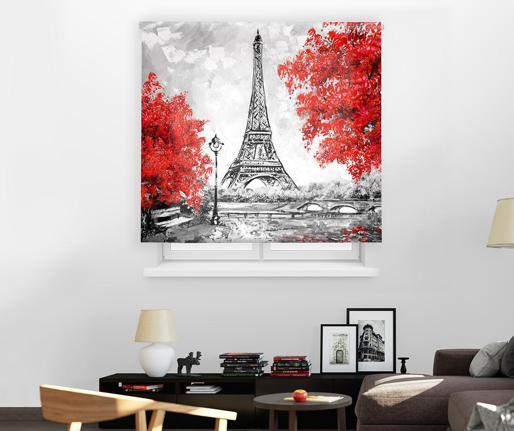 Rolo zavesa Eiffel Tower 100x250 cm