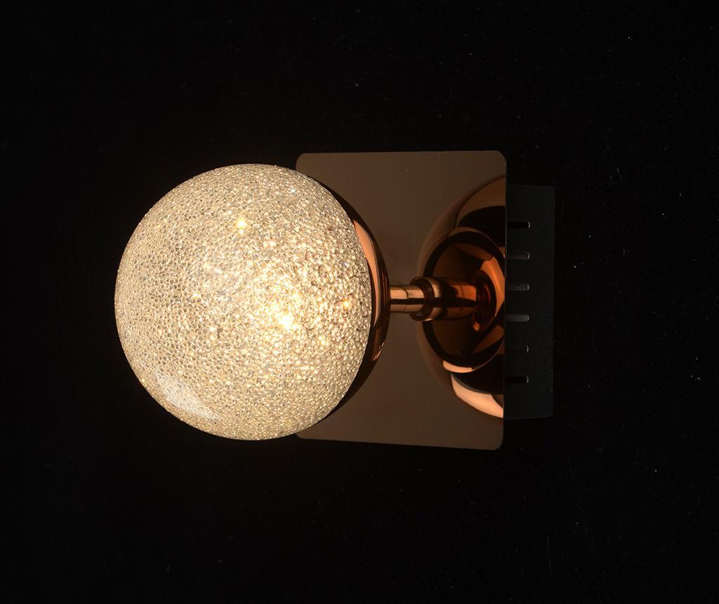 Techno Glam Copper Fali lámpa