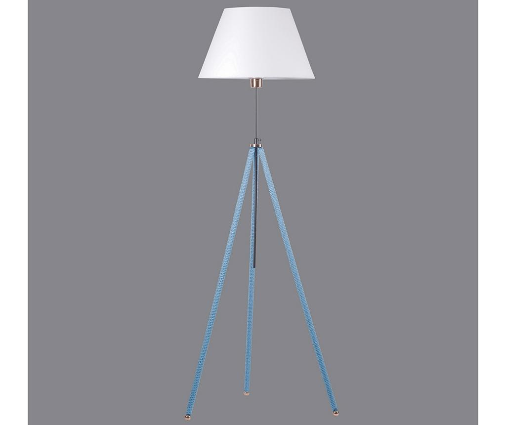 Lampadar Contemporary Blue