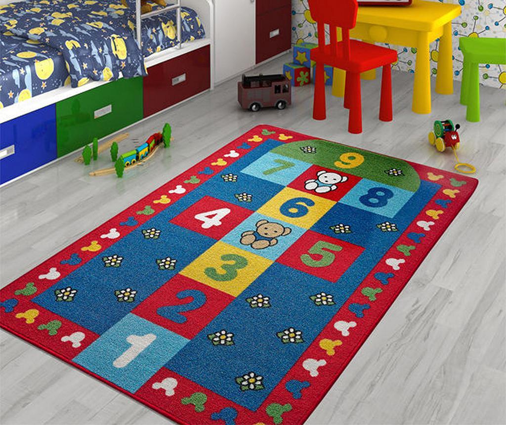 Килим за игра Hopscotch Teddy Bear 100x150 см