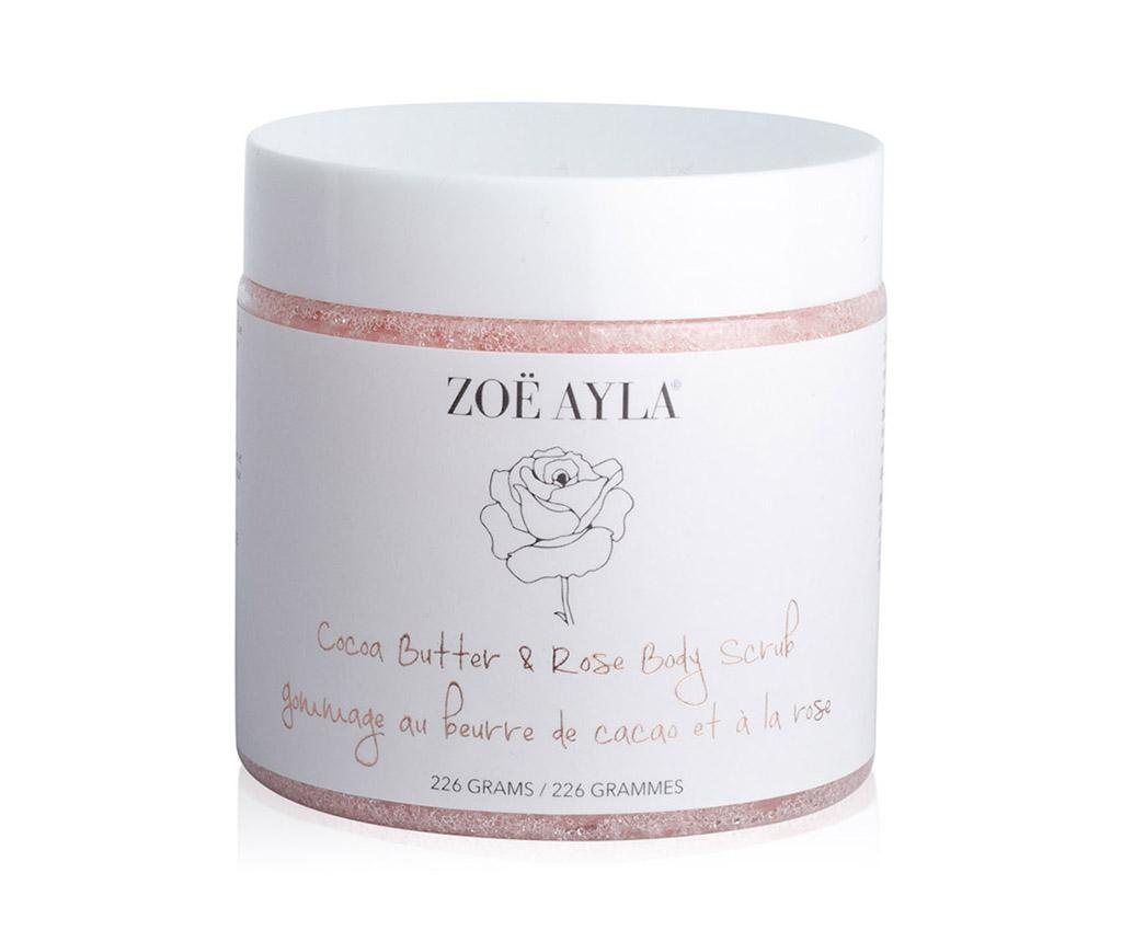 Piling gel za tijelo Cocoa Butter & Rose Body