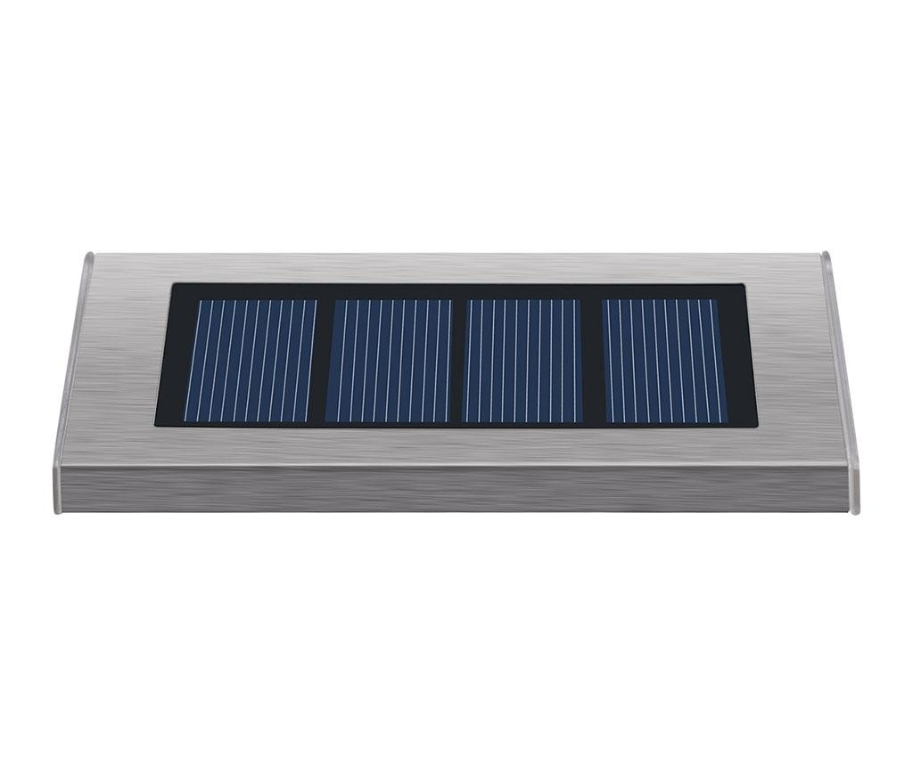 Set 2 aplice de perete solare Wally