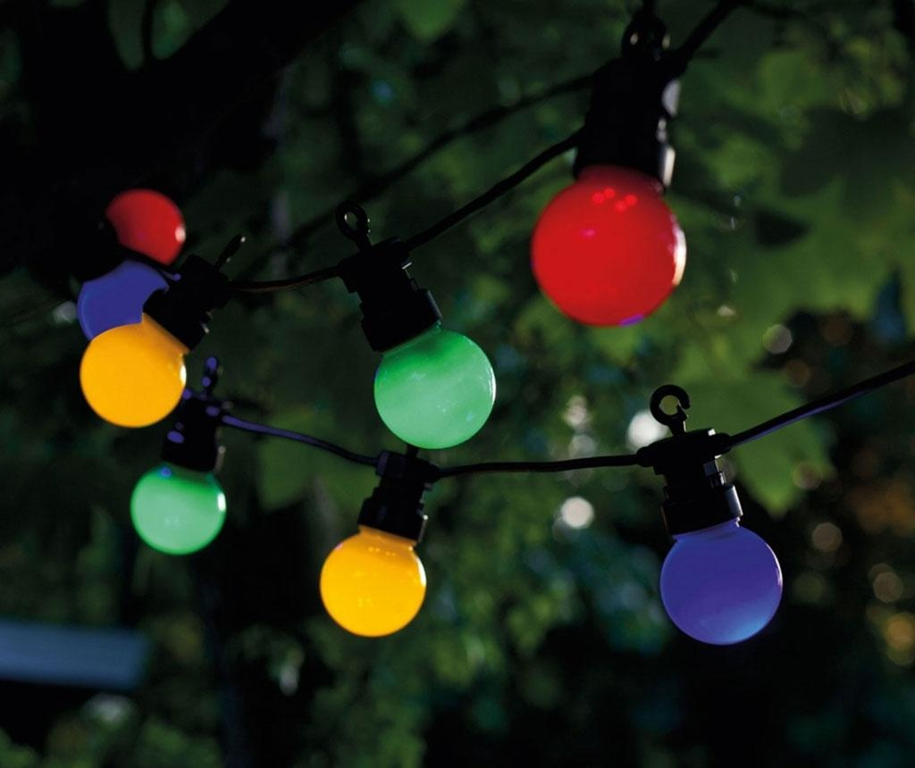 Ghirlanda luminoasa pentru exterior Party Guinguette