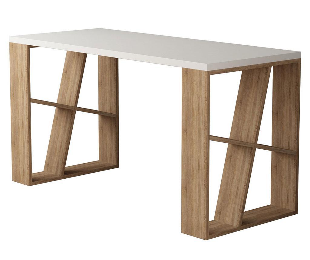 Radni stol Fusion White Oak
