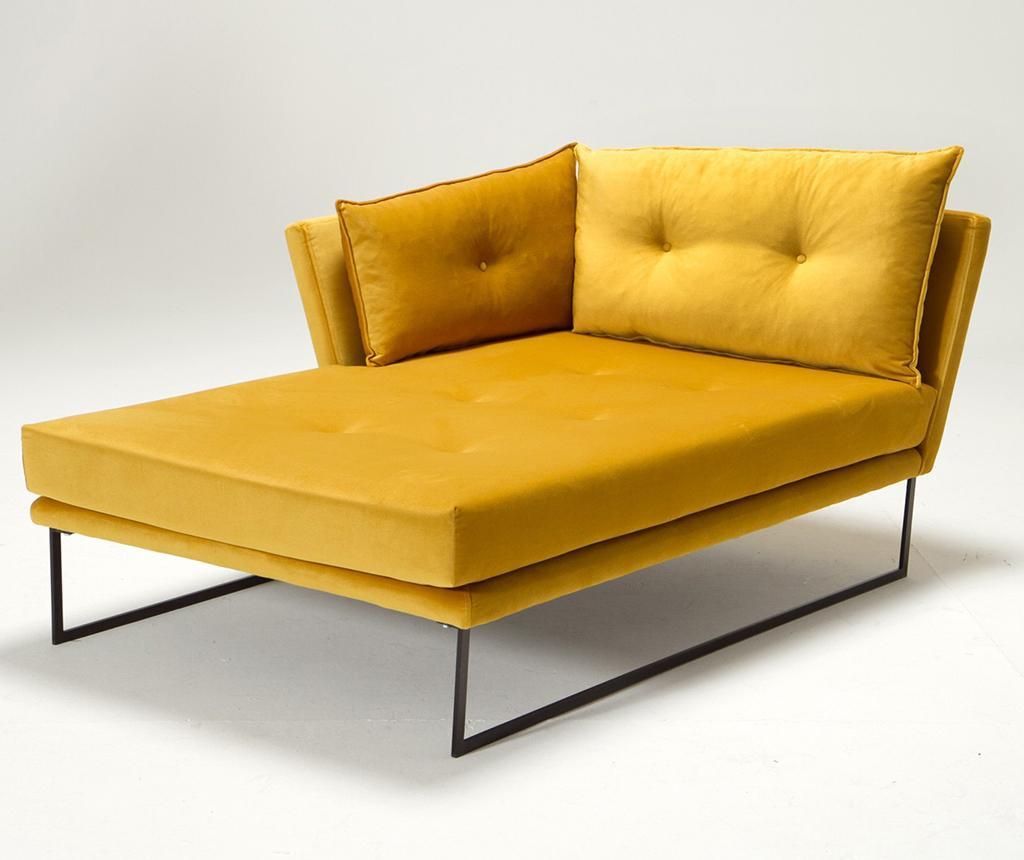 Relax Mustard Yellow Baloldali nappali heverő