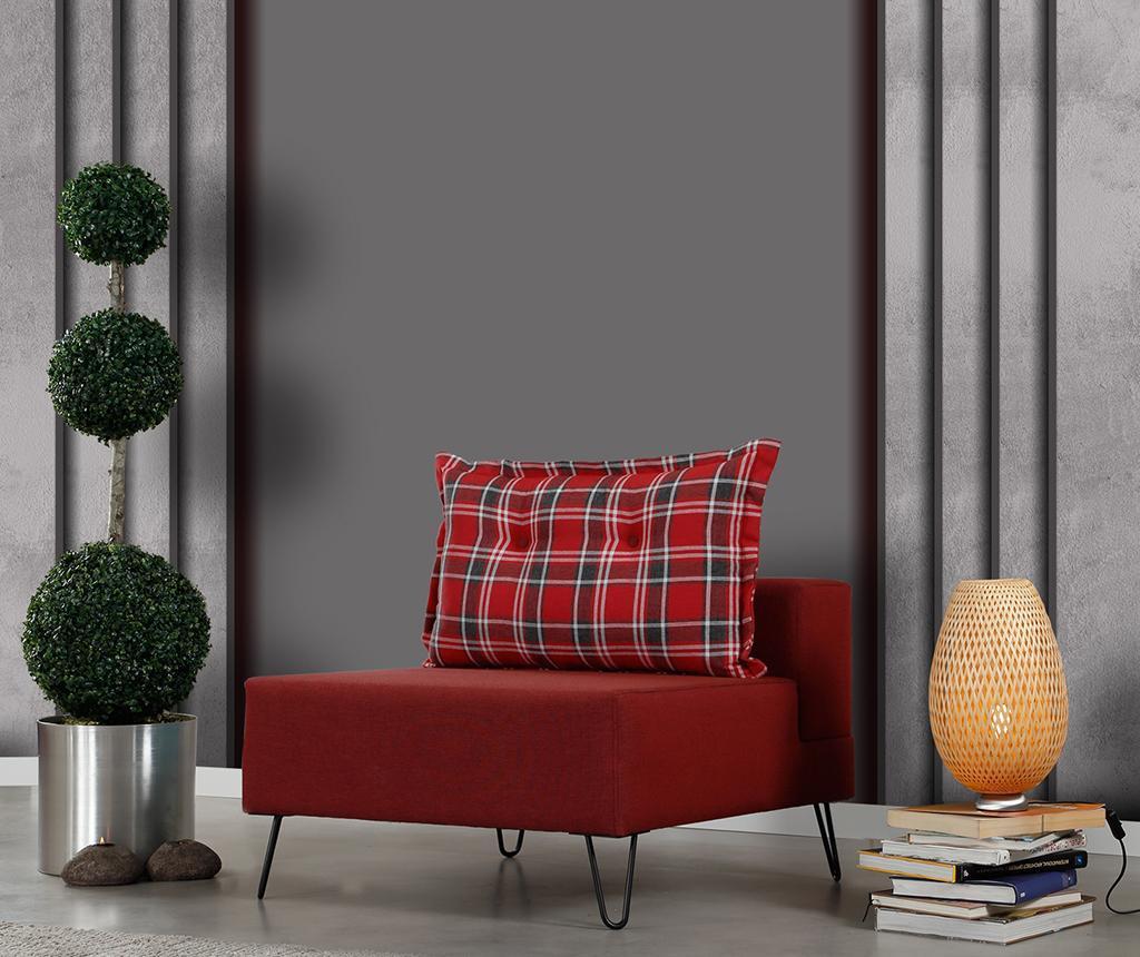 Fotelja Roha Red