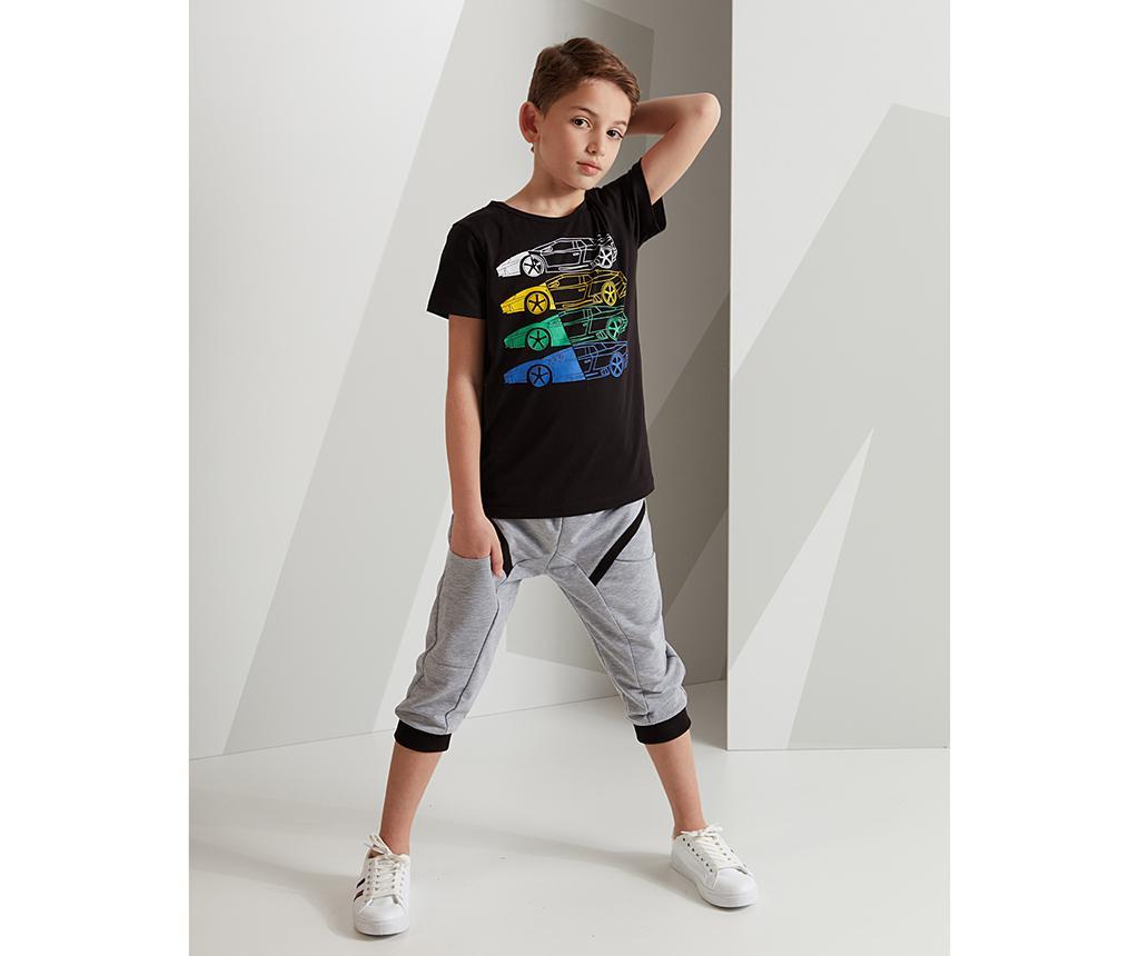 Set tricou si pantaloni   copii Cars Baggy 8 ani