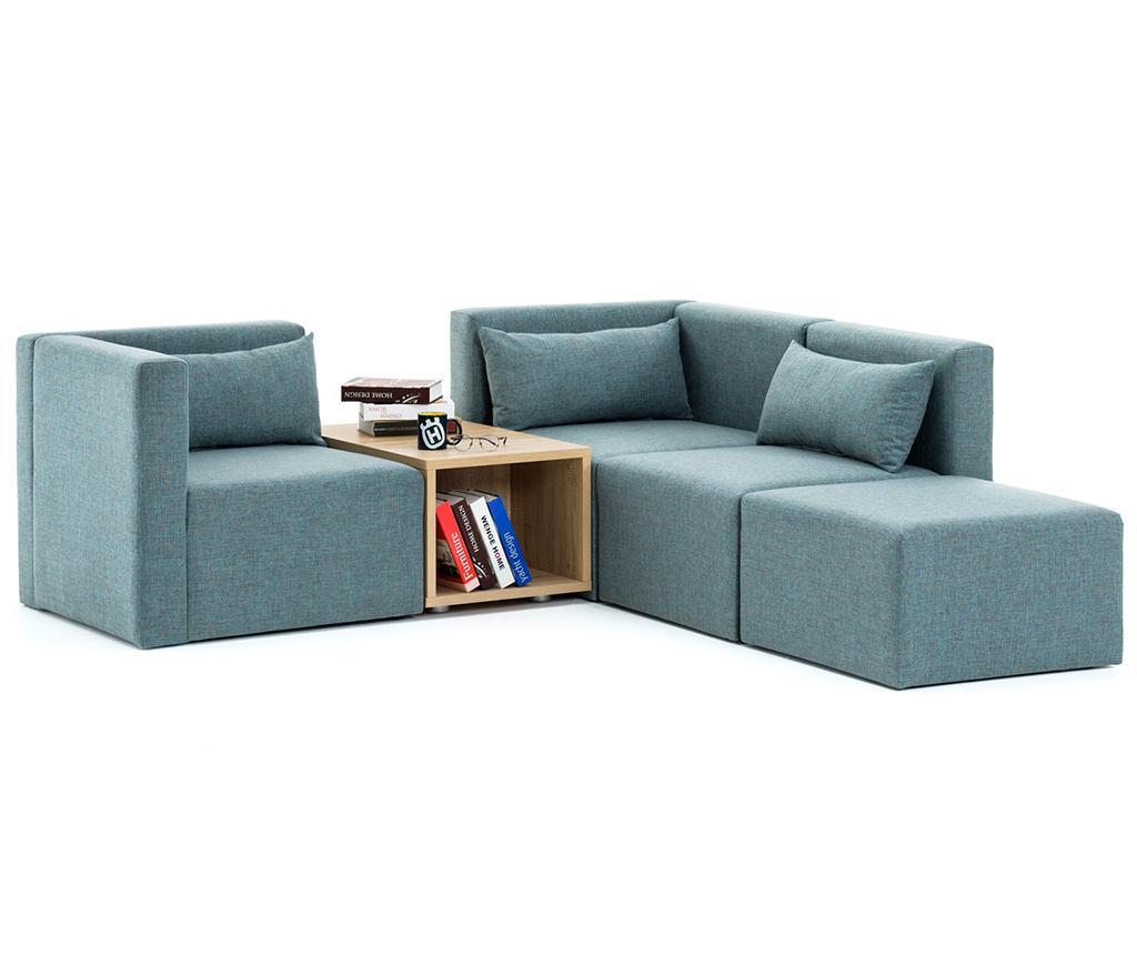 Coltar modular Plus Ottowa Blue